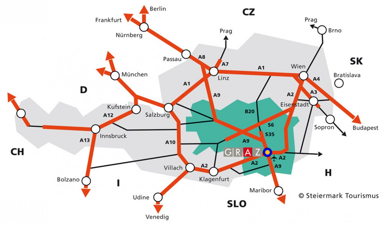 Steiermark / Styria